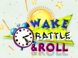 Wake, Rattle & Roll tv show photo