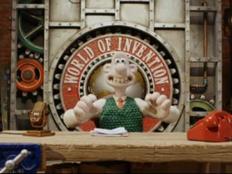 Wallace and Gromit's World of Invention tv show photo