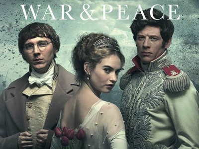 War & Peace (UK 2016) tv show photo