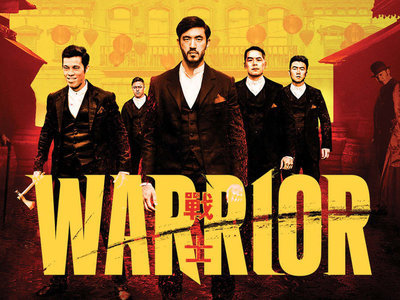 Warrior tv show photo