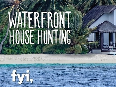 Waterfront House Hunting tv show photo