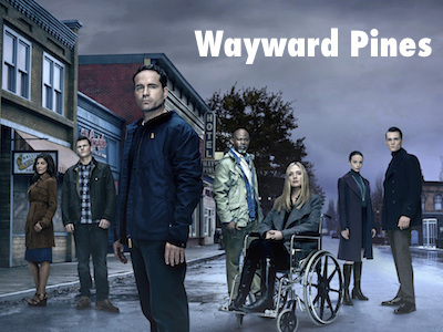 Wayward Pines tv show photo