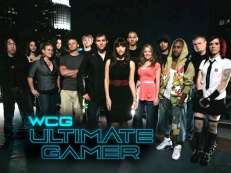 WCG Ultimate Gamer tv show photo
