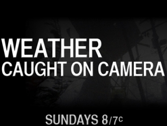 Weather: Caught on Camera tv show photo