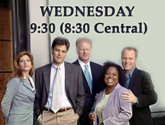 Wednesday 9:30 tv show photo