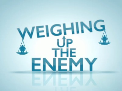 Weighing Up the Enemy (UK) tv show photo