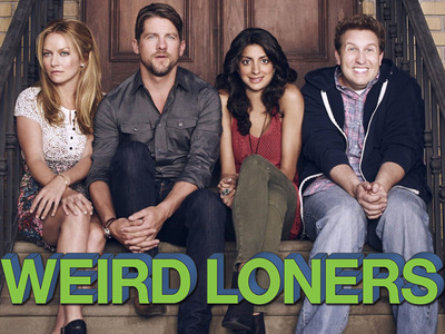 Weird Loners tv show photo