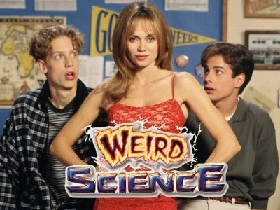Weird Science tv show photo