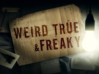 Weird, True & Freaky tv show photo