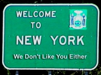 Welcome to New York tv show photo