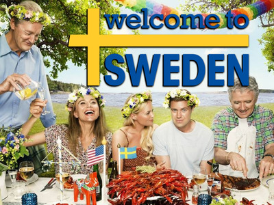 Welcome To Sweden tv show photo