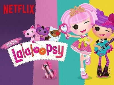 We're Lalaloopsy tv show photo