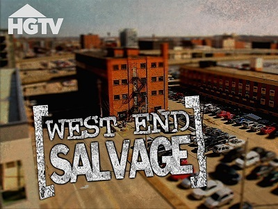 West End Salvage tv show photo
