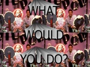 What Would You Do? tv show photo