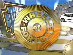 Wheel of Fortune (UK) tv show photo