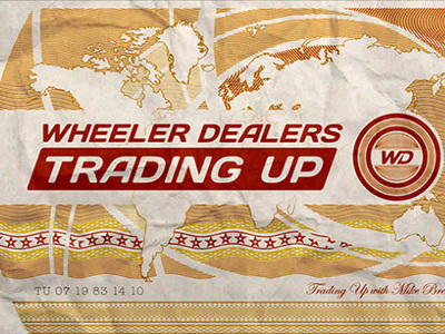 Wheeler Dealers: Trading Up (UK)