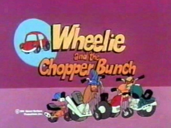 Wheelie and the Chopper Bunch tv show photo