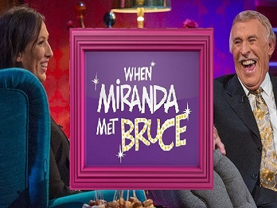 When Miranda Met Bruce (UK) tv show photo
