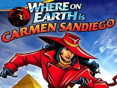 Where on Earth is Carmen Sandiego? tv show photo