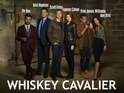 Whiskey Cavalier tv show photo