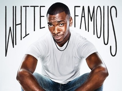 White Famous tv show photo