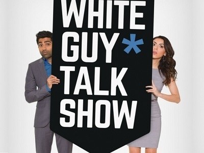 White Guy Talk Show