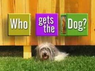 Who Gets the Dog?