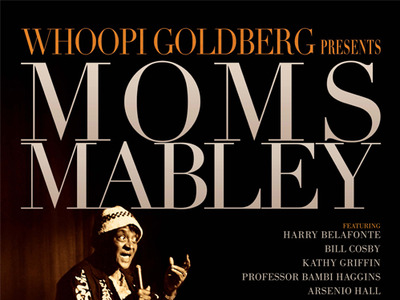 Whoopi Goldberg presents Moms Mabley tv show photo