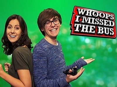Whoops I Missed The Bus (UK) tv show photo