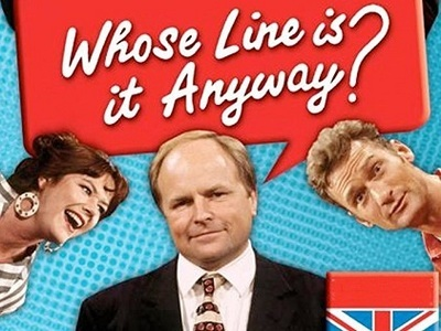 Whose Line Is It Anyway? (UK) tv show photo