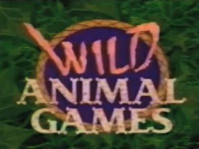 Wild Animal Games tv show photo