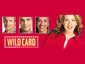 Wild Card tv show photo
