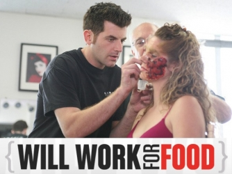 Will Work For Food tv show photo
