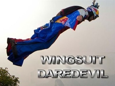 Wingsuit Daredevil (UK)