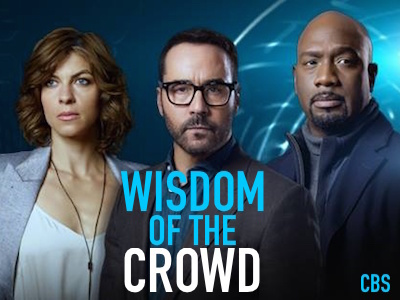 Wisdom of the Crowd tv show photo