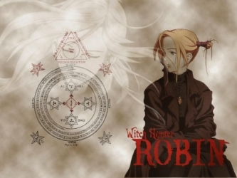 Witch Hunter Robin (JP) tv show photo