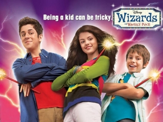 Wizards of Waverly Place tv show photo