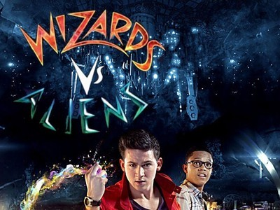 Wizards vs Aliens (UK) tv show photo