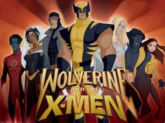 Wolverine and the X-Men tv show photo