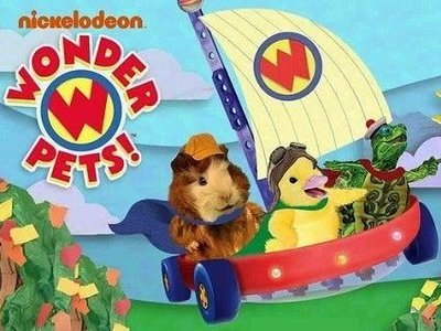 Wonder Pets tv show photo