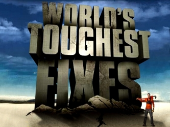 World's Toughest Fixes tv show photo