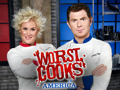 Worst Cooks in America tv show photo