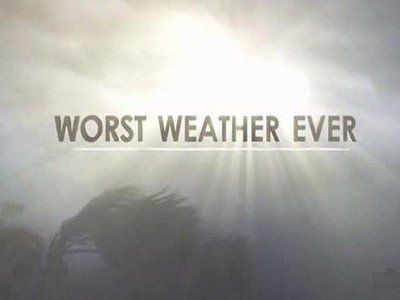 Worst Weather Ever? (UK) tv show photo