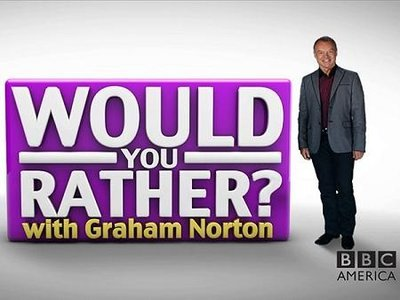 Would You Rather with Graham Norton tv show photo