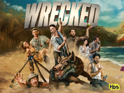 Wrecked (2016) tv show photo