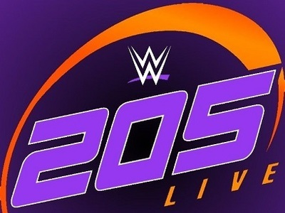 WWE 205 Live tv show photo
