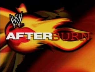 WWE After Burn tv show photo