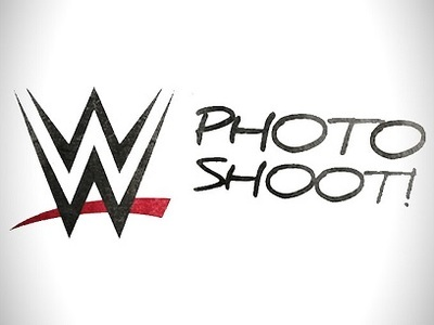 WWE Photo Shoot