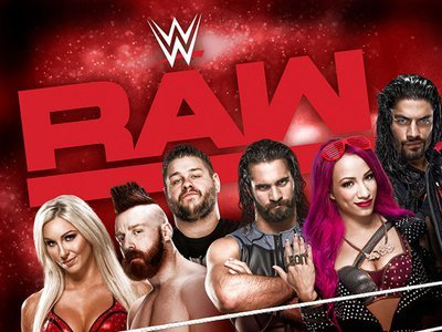 WWE Raw tv show photo