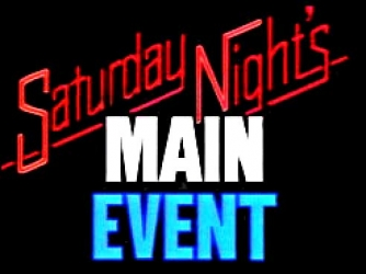 WWE Saturday Night's Main Event TV Show